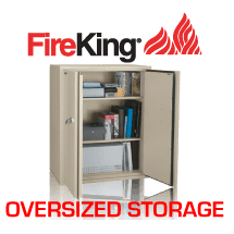 Fireproof Storage Cabinets