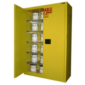 60 Gal. Self-Close  Self-Latch Safe-T-Door