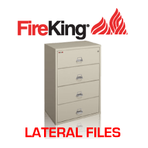 Fireproof Lateral Filing