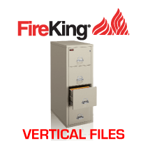 Fireproof Vertical Files