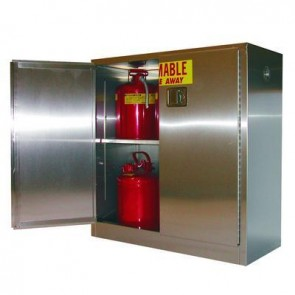A105-SS 12 Gal. Self-Latch Standard Door