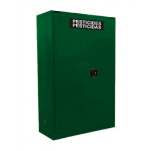 OSHA Approved Pesticide Storage Cabinet  45 Gal. Self-Latch Standard 2-Door