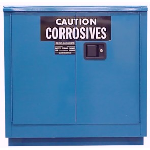 C124 Corrosives  Acid and Chemical Storage Cabinet